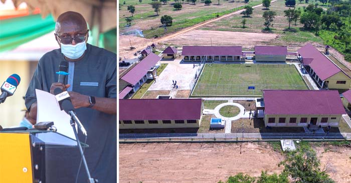 Government Of Ghana Is Grateful To The Church Of Pentecost For Prisons Project – Interior Minister