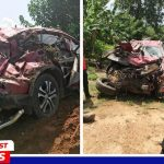 Pastor, Daughter Saved From Gory Accident