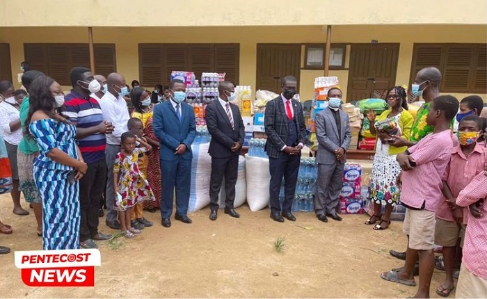PIWC – Takoradi Donates To Sekondi School For The Deaf
