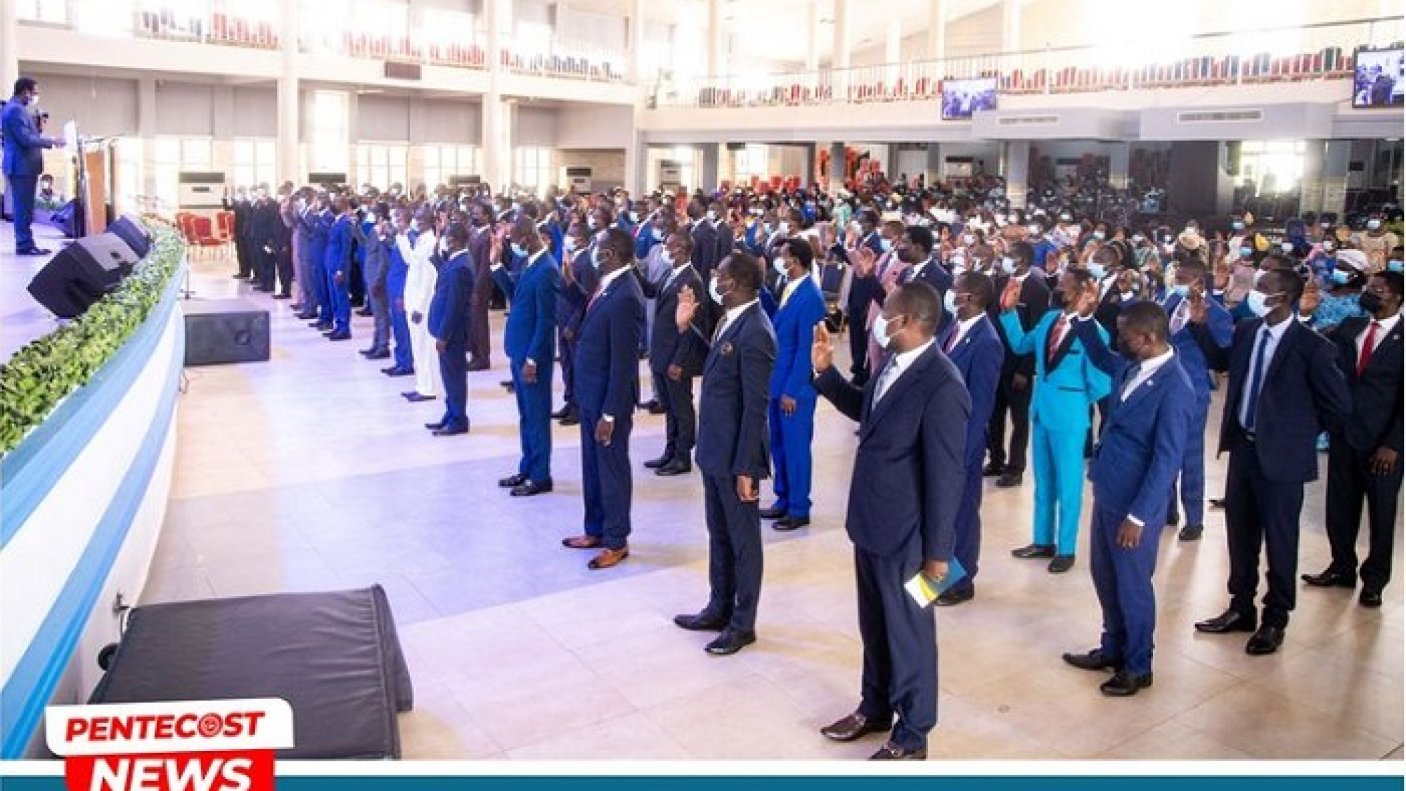 The Church of Pentecost Commissions 92 New Ministers (02)