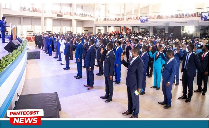 The Church of Pentecost Commissions 92 New Ministers