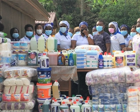 Women's Ministry Clean-Up Exercise (2)
