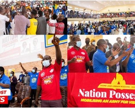 Nation Possessors' Movement Kick-Starts (post)
