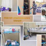 'Pastor Jonathan Kofie Sick Bay' Commissioned
