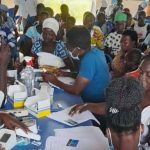 312 Members In Makayili District Receives Free Medical Care